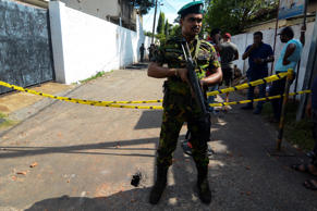 At least 137 people were killed in Sri Lanka on April 21, police sources told AF...