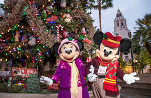 Christmas at Disneyland is magical when a generous helping of pixie d...
