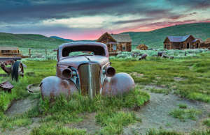 Perfect for any lover of the paranormal, Bodie is the perfect stop on a road ...