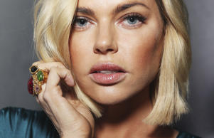 Radio and TV personality Sophie Monk was reportedly groped by a NRL football fan...