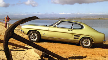 The Capri was 'the car you always promised yourself' - the European Mustang. We'...