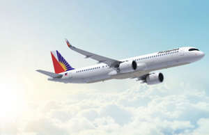 PAL A321neo. Philippine Airlines