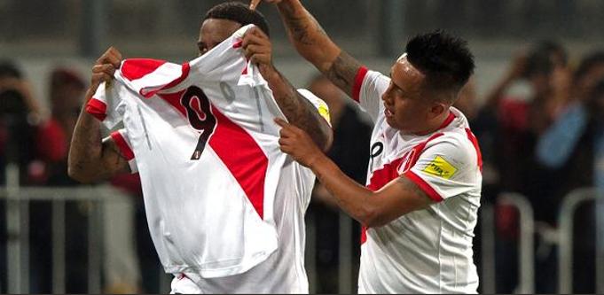 Com homenagem a Guerrero, Peru vence e leva última vaga para a Copa