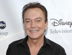 This Aug. 8, 2009 file photo shows actor-singer David Cassidy arrives at the ABC...