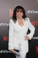 MEXICO CITY, MEXICO - AUGUST 02:  Veronica Castro attends the Vive Netflix 2017 ...