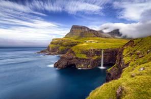 Around 100,000 now visit the Faroe Islands each year, and there are plans for a ...