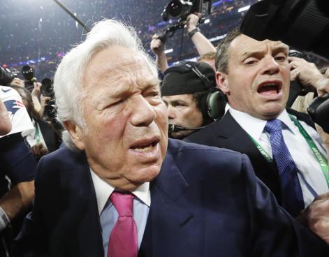 NFL Football - Super Bowl LIII - New England Patriots v Los Angeles Rams - Merce...