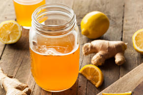 Kombucha fans claim it can lower cholesterol, give you a flatter tummy and even ...