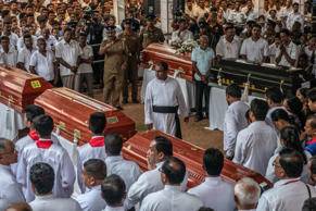 Sri Lanka blames local Islamist extremist group for Easter bombings that killed ...