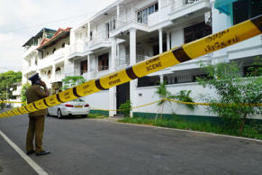 It is believed the Easter Sunday bombings were masterminded in the Ibrahim home ...