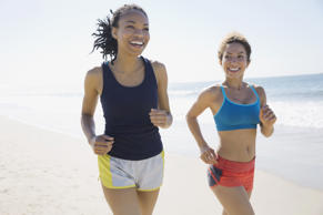 Studies claim that runners in group tend to perform better. So don't be afraid o...